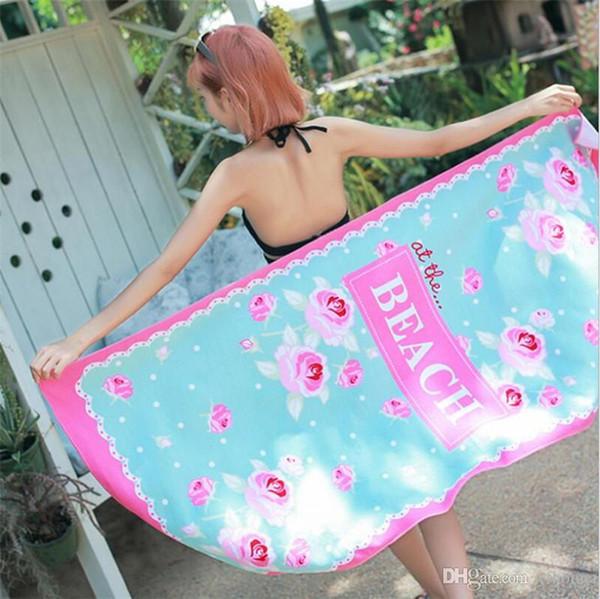 Runde Polyester Strand Dusche Handtuch Decke Yoga Handtuch Schädel Eis Erdbeer Smiley Emoji Ananas Pie Wassermelone Handtuch
