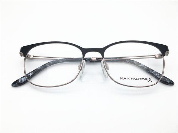 Brand design women titanium metal full rime top quality optical frame spectacle frame optical Clear prescription Lenses oculos