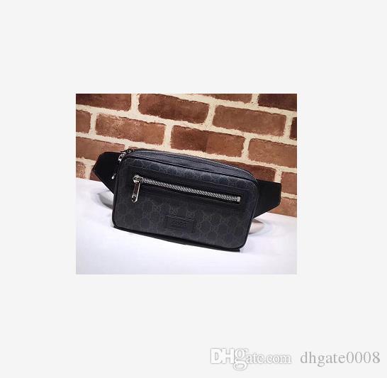 men/women designer waist bag luxury brand designer belt bag mens/womens fanny pack small graffiti belly bags men waist pack pouch bag 474293