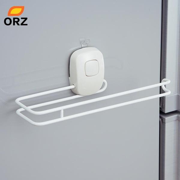 Wholesale- Bathroom Toilet Paper Holder Kitchen Accessories Tissue Box Roll Paper Towel Rack Tissue Holder Storage Rack