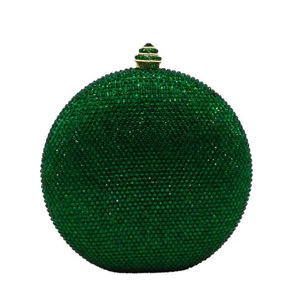 Cristal verde Bolsa