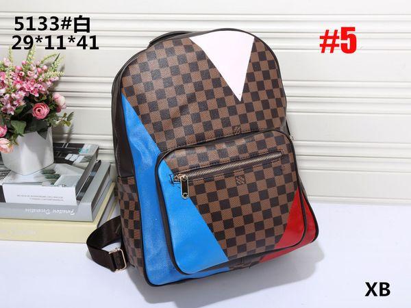 2019 Hot Sell Classic Fashion bags brand designer Women Men Backpack Style Bag Unisex Shoulder Handbags Travel hiking bag #5133