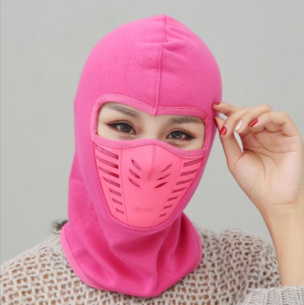 Anti-Pollution Activated Carbon Cycling Road Bike Half Face Mask Men Dustproof Cycling Running Ski Sports Masks