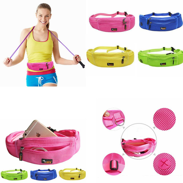 Pet Dog Portable Pocket Waist Bag Holder Trattare Training Pouch con cacca Borse da corsa Running Belt Outdoor Fanny Pack GGA435 10 pezzi