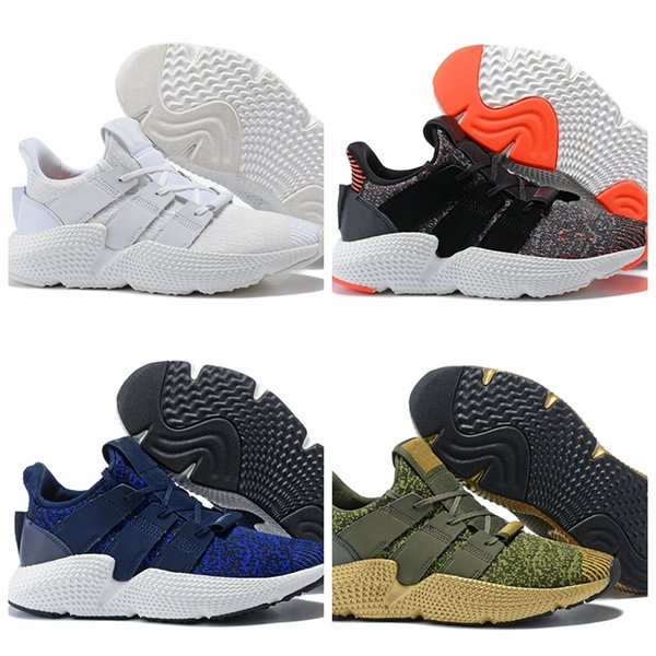 check out 71168 fec29 2019 New 2018 High Quality EQT 4 Running Shoes Men Fashion Prophere  Climacool All White Black EQT Support ADV Jogging Outdoors Sneakers Size 7  11 From ...