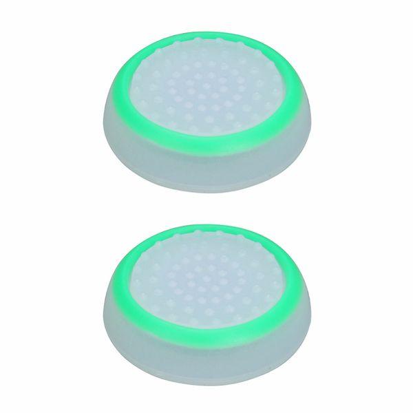 VKTECH 2 adet Oyun Denetleyicisi Düğmesi Caps Anti Patinaj Oyun Denetleyicisi PS4 / PS3 / Xbox için Joystick Düğme Caps
