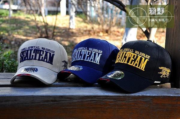 HANWILD-Outdoor Cap Baseball Navy SEAL Baseball Military Fans Tactical