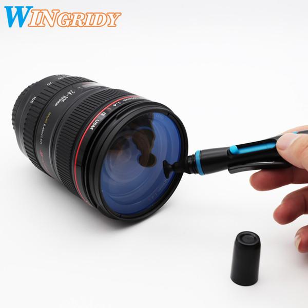 LENSPEN 100% New packaging Original Genuine Brand Dust Camera Cleaning Lens Pen Brush kit Filter for Glasses Duster cleaning