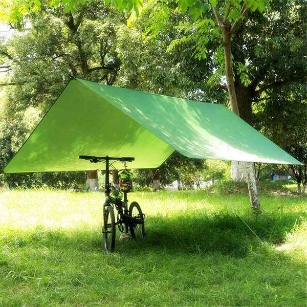 3M*3M 10 Person Super Large Light Tent Camping Waterproof Beach Family Picnic Fishing Hiking Traveling Tents Ultraviolet-proof