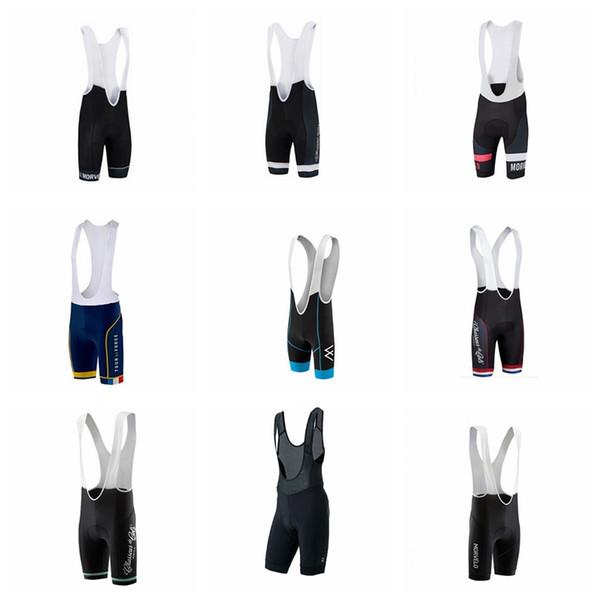 Morvelo 2018 New camisa de ciclismo Mtb Downhill Bike Shorts 3D Padded Underwear Bicycle Cycling Men Cube Shortt D1003
