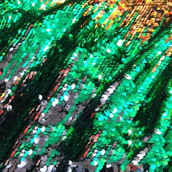 Tekstil Elbiseler 5yds. / Payetler ile lot Örme Geri Dantel Kumaş UCUZ 3 Renkler CAF460 Su Geçirmez Kumaş 130 cm Genişliği