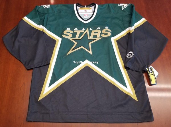 more photos 0238c 16af0 2019 Wholesale Dallas Stars Vintage Koho Cheap Hockey Jersey Green New Mens  Retro Jerseys From Topncaajersey, $25.2 | DHgate.Com