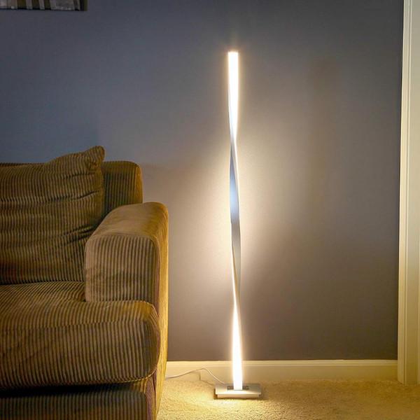 Grosshandel Nordic Design Led Stehlampen Fur Wohnzimmer Schlafzimmer Nacht Stehlampe Ferngesteuerte Dimmbare Wohnzimmer De Stand Lampe Von Grege