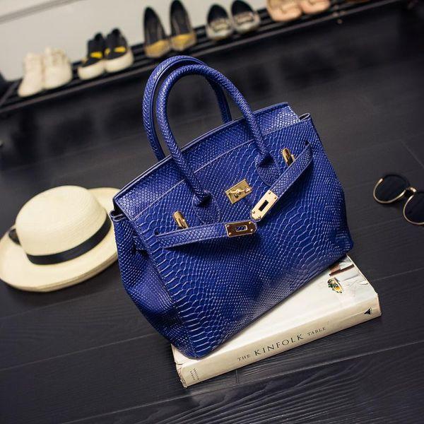 Mavi Yılan Çanta