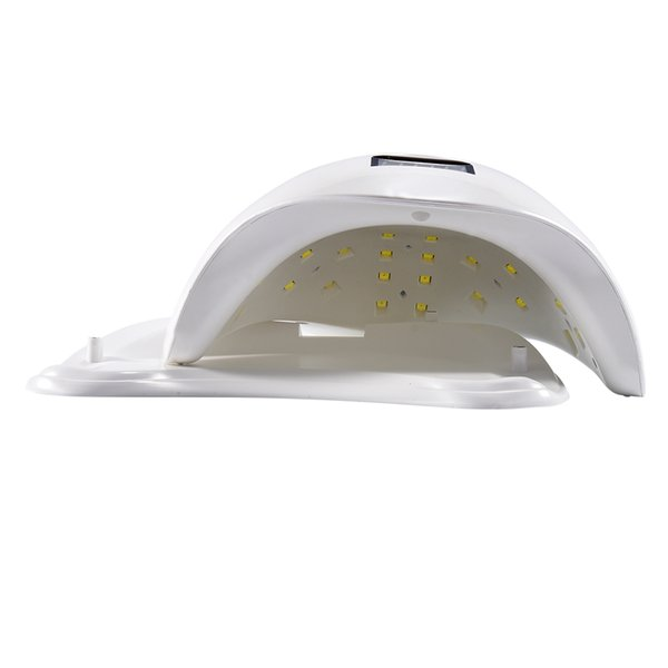 SUN5 Nail Dryer 48W Professional SUN UV LED Lamp Nail with LCD display Polish Machine for Curing Nail Gel Art Tool SUNUV Brand D18111503