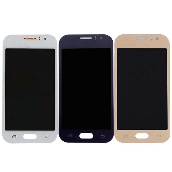 3 Color For Samsung Galaxy J1 Ace J110 J110F J110H J110FM LCD Display + Touch Screen Digitizer Sensor Glass Assembly Can adjust brightness