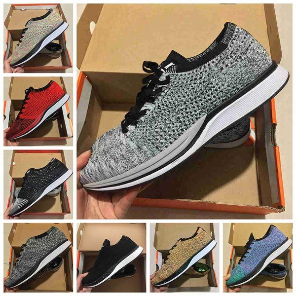 Compre Nike Flyknit Sneakers Racer Descuento Sports Sneakers Flyknit Wholesale 89ab4e