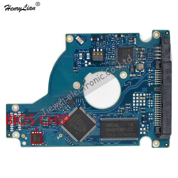 HDD PCB FOR SEAGATE LOGIC BOARD/BOARD NUMBER:100603256 REV A