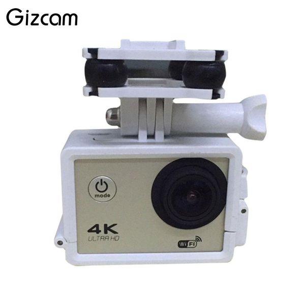 Gizcam Upgrade HD 2MP WIFI FPV Kamera Für Syma X8C X8G X8W Drohne RC H5C RC Quadcopter Telefon Clip Halter Zubehör Ersatzteile