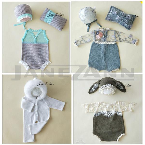 Джейн з Энн новорожденных фото одежда для новорожденных детская фотосъемка одежды студия фото стрелять аксессуаров одежды