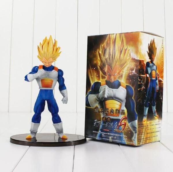 High quality Dragon Ball Z Vegeta Special ver dragonnball PVC Figure Toy