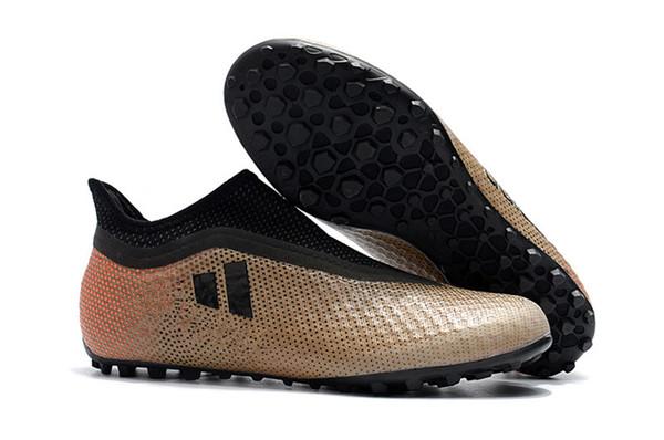 2018 Original Soccer Cleats X Tango 17.3 IC TF Mens Turf Soccer Shoes Indoor Football Boots X 17 Botas De Futbol Ace 17 Purecontrol