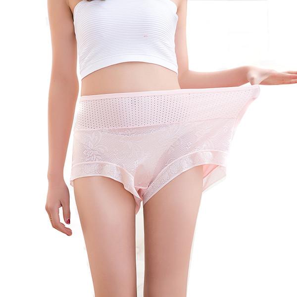 6828e9cb29b5b6 Mother Underwear Big Size Underwear Women Breathable lingerie Briefs Large  Size Women's Panties Lady Plus