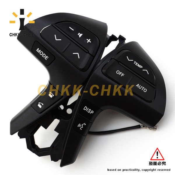 steering-wheel Swit Control Switch 84250-0E120 FOR Toyota Highlander ASU40L GSU45L 2009-2015 AUTO PARTS OF CAR TOP QUALITY FREE SHIP