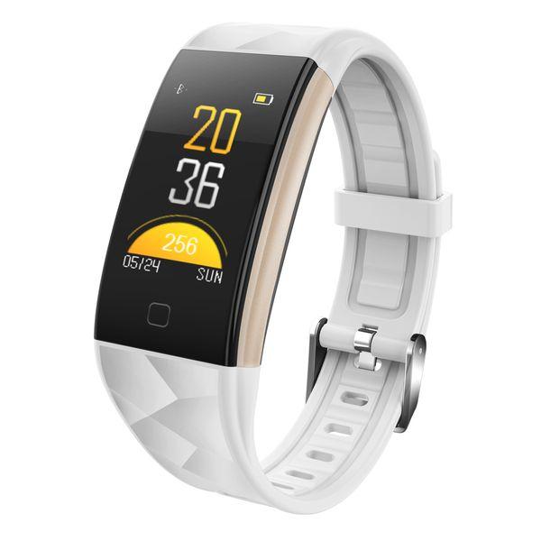 T20 Smart Sport Bracelet Fitness Tracker HD Color Screen Smart Band Bluetooth Heart Rate Monitor PK S2
