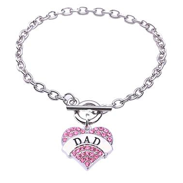 link chain pink
