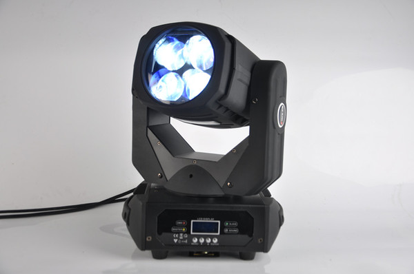 best selling LED Stage Lighting 4*25W LED Super Beam Moving Head Light For Stage Concert