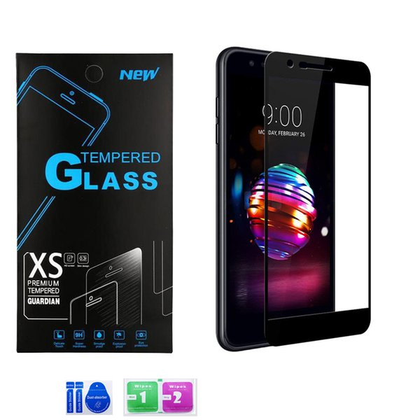 For Xiaomi 9 Mix2 Redmi NOTE 7 Redmi Note 4X Nokia 3 5 6 Full Cover Tempered Glass 3D Screen Protector Glue Explosion