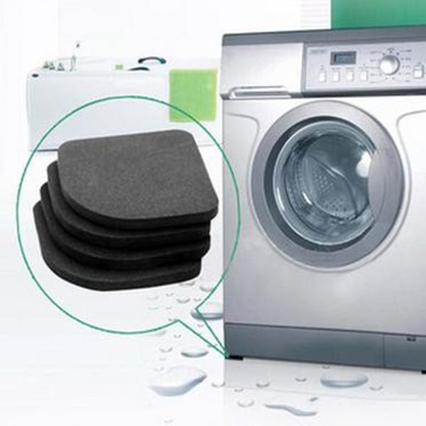 8pcs Non-slip Washing Machine Shock Pads furniture feet protector pads Anti-vibration Refrigerator sofa chair leg Protection