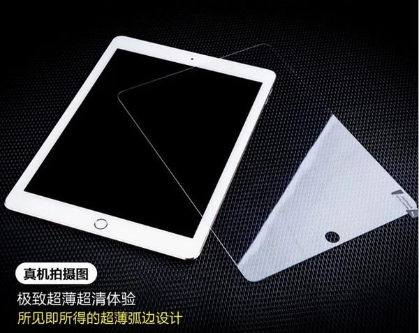 Film de protection en verre plat pour Apple iPad Pro 11 (2018) Vitre d'écran pour Apple iPad Pro 11 version 2018 pour tablette