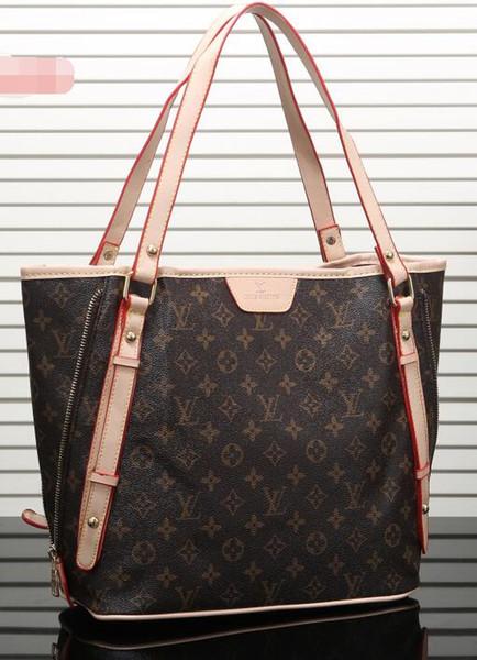 Venta caliente nuevo bolso de las mujeres bolso Monedero de la manera clásica de cuero mensajero crossbody bolsa marca damas Solo bolso de hombro G73119
