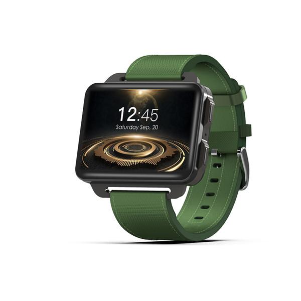 Bestseller Smart Uhr 2.2inch IPS 320 * 240 Bildschirm Smart Watch 3G Aufruf 1.3MP Kamera Pedometer Herzfrequenz für IOS $ Android