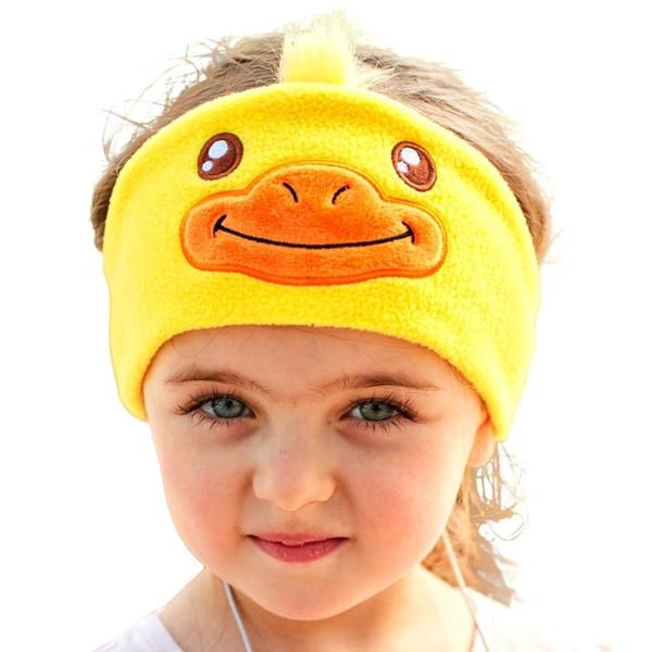 Karikatur-Kopf-Band-Schlafkopfhörer Kind-Musikkopfhörer Schlaf-Augen-Maske trägt Kopfhörer die Geschenke der Kinder, die für 3.5MM Audioschnittstelle passend sind