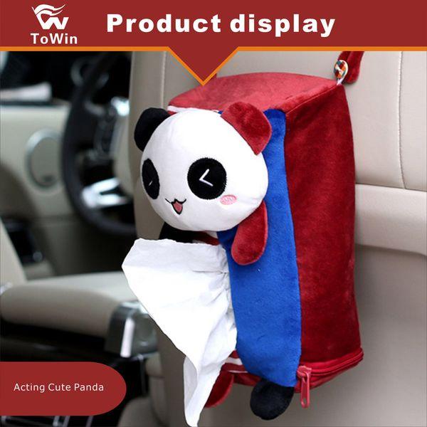 Действующий милый панда