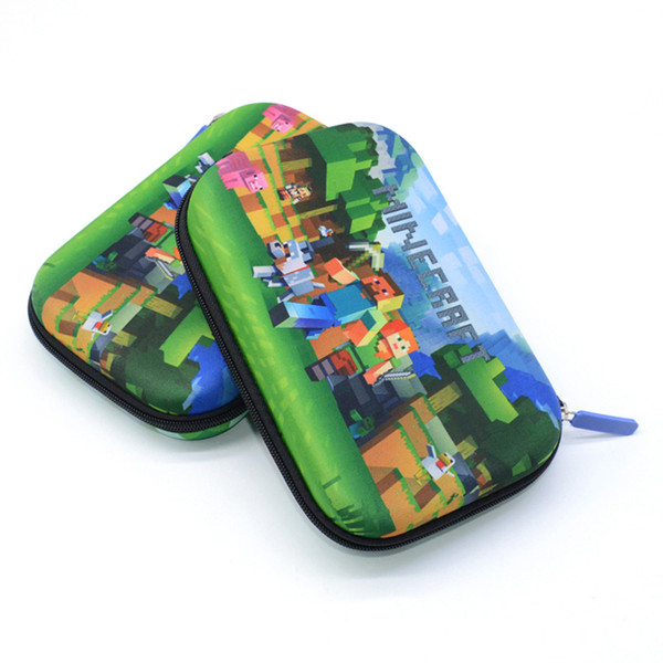 Pencil Case For Kids Gift Multifunction Pencil Pen Bag Large Capacity EVA Materials Office School Supplies Stationery