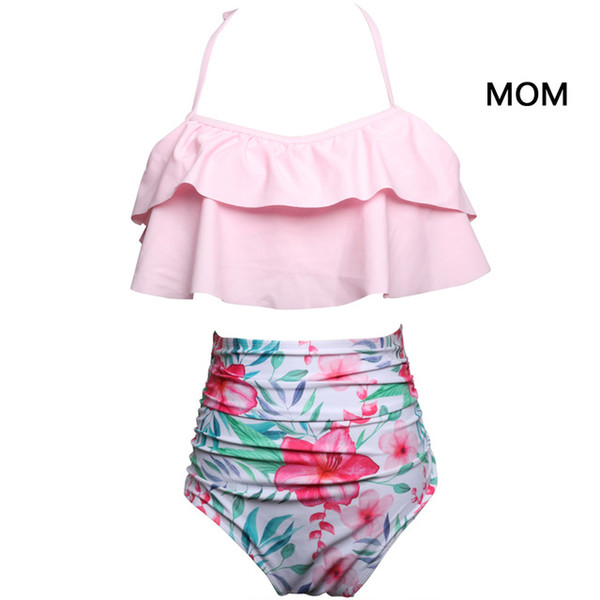 mother bathing suit