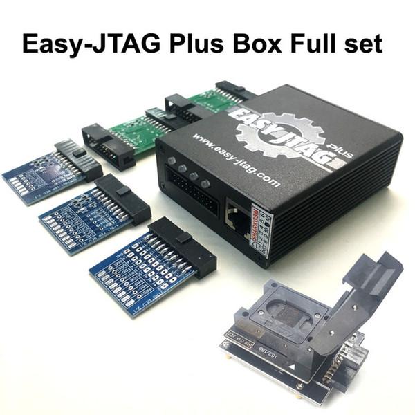 Nuova versione Set completo Easy Jtag plus box Easy-Jtag plus box + presa EMMC Per HTC / Huawei / LG / Motorola / Samsung / SONY / ZTE