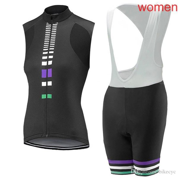 LIV team Cycling Sleeveless jersey Vest (bib) shorts sets Outdoor high quality Ropa Ciclismo Breathable MTB Gel Pad Sportswear C2015