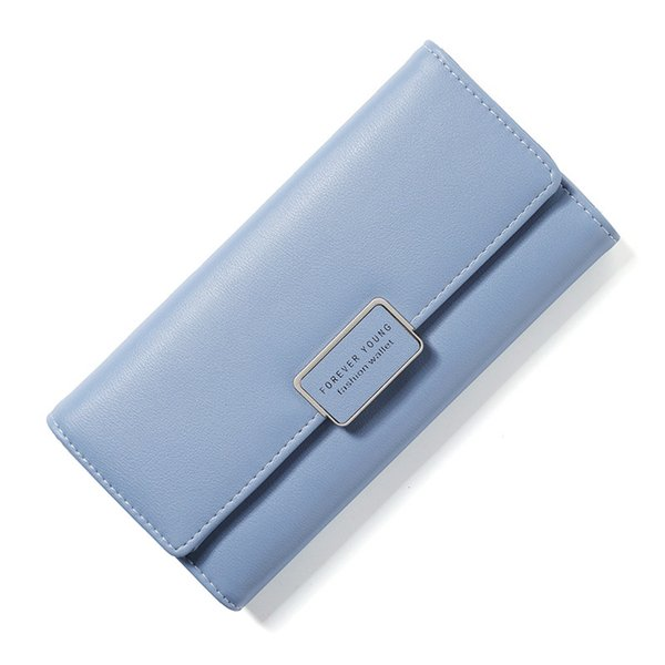 Fashion Wallet Women Wallets Passport Cover PU Leather Long Brand Designer Female Coin Purse Holder Colorful Clutch