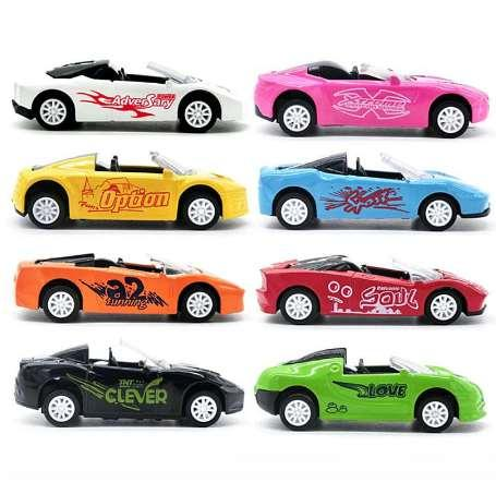 Children Model Pull Back Car Toy Boys Toy Cars Plastic Vehicles Alloy Convertible Car Kid Boys Girls Favorite Birthday Gifts