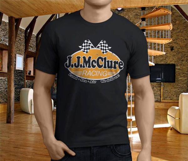 Komik T Shirt Kısa Grafik Jj Mcclure Cannonball Ekip Boyun Erkek T Shirt