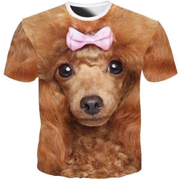 Cloudstyle 3D Animal T shirt Men Women Funny Casual T-shirt Panda Sloth Pug-dog Printed Tee Shirt Summer Male Tshirt Tops S-5XL