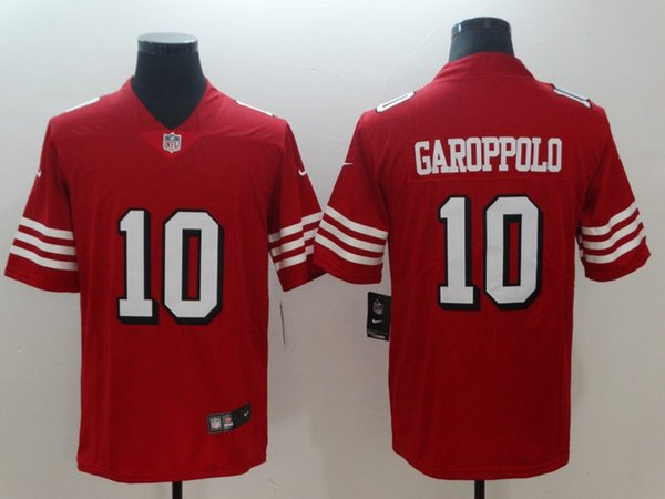 15525aa0f Jimmy Garoppolo Jersey San Francisco 49ers Joe Montana Jerry Rice  personalized game american football jerseys womens