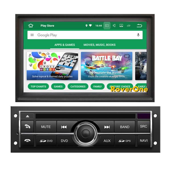 Sistema multimediale per auto Android 8.0 per Mitsubishi Triton L200 Pajero Sport Montero Sport Autoradio Bluetooth Radio Stereo DVD Navigazione GPS
