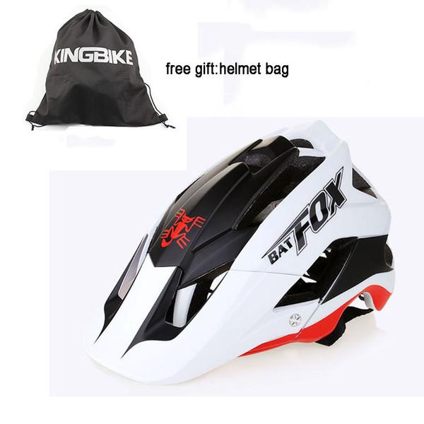 BATFOX cycling helmets Women Men road bicycle helmets 2018 Breathable Size:L56-63cm Size:L56-63cm cascos ciclismo cycling helmet