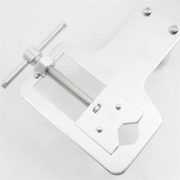 Fix car lock to practice open lock tool suitable for the table clamp, clamp locks, locksmith training